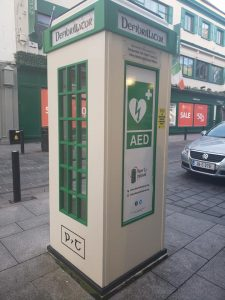 Europe Defibrillator