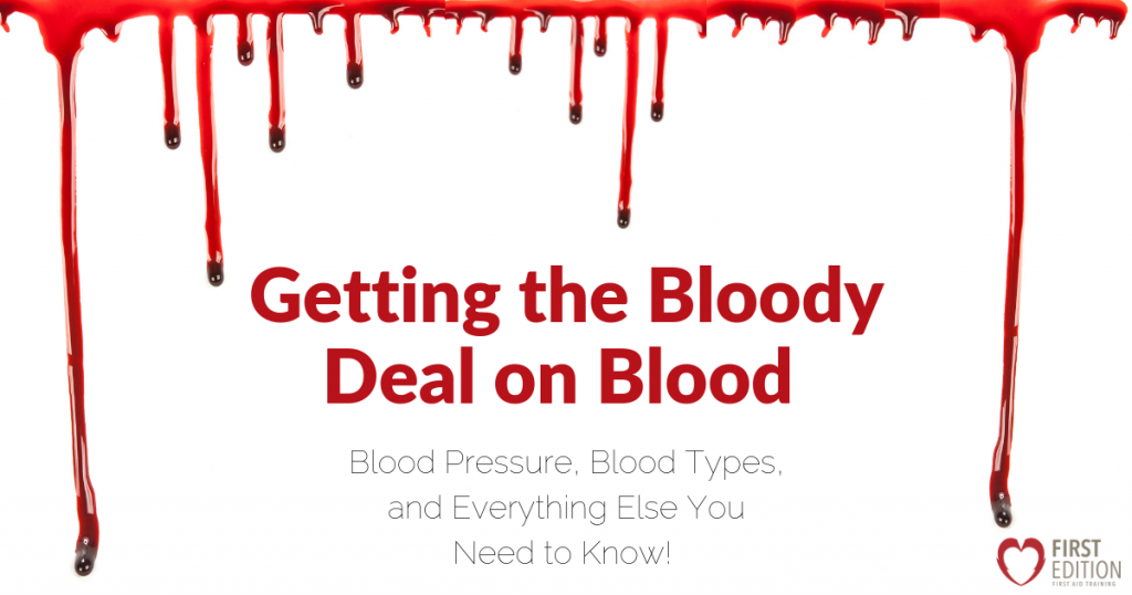 Blood Need to KNow Image