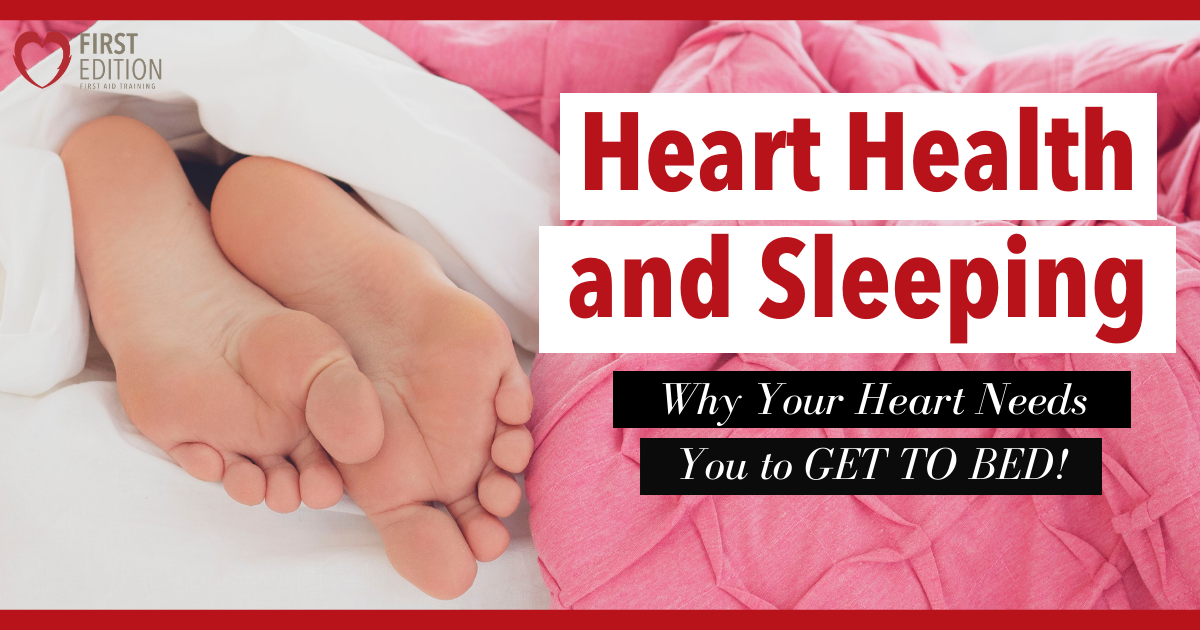 Heart Health and Sleeping