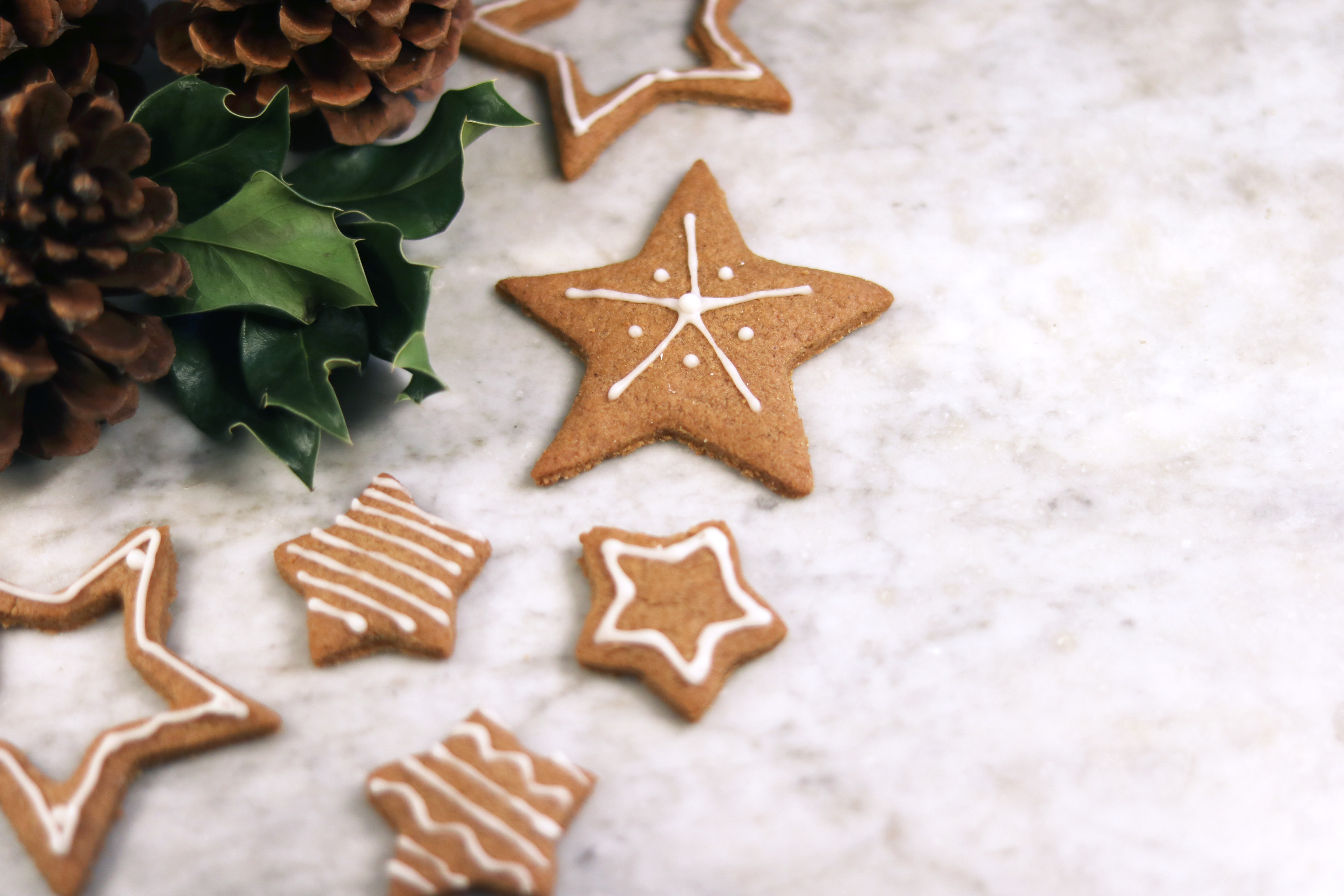 Gingerbread Cookie - Heart Healty Recipe