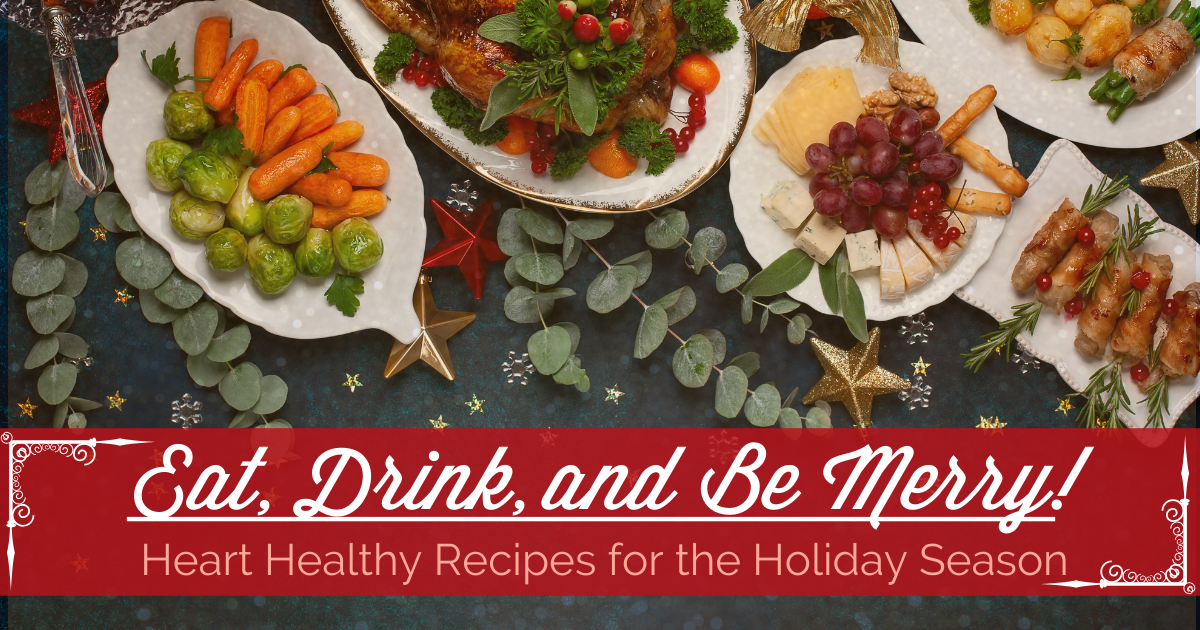 Heart Healthy Recipes for the Holidays Image