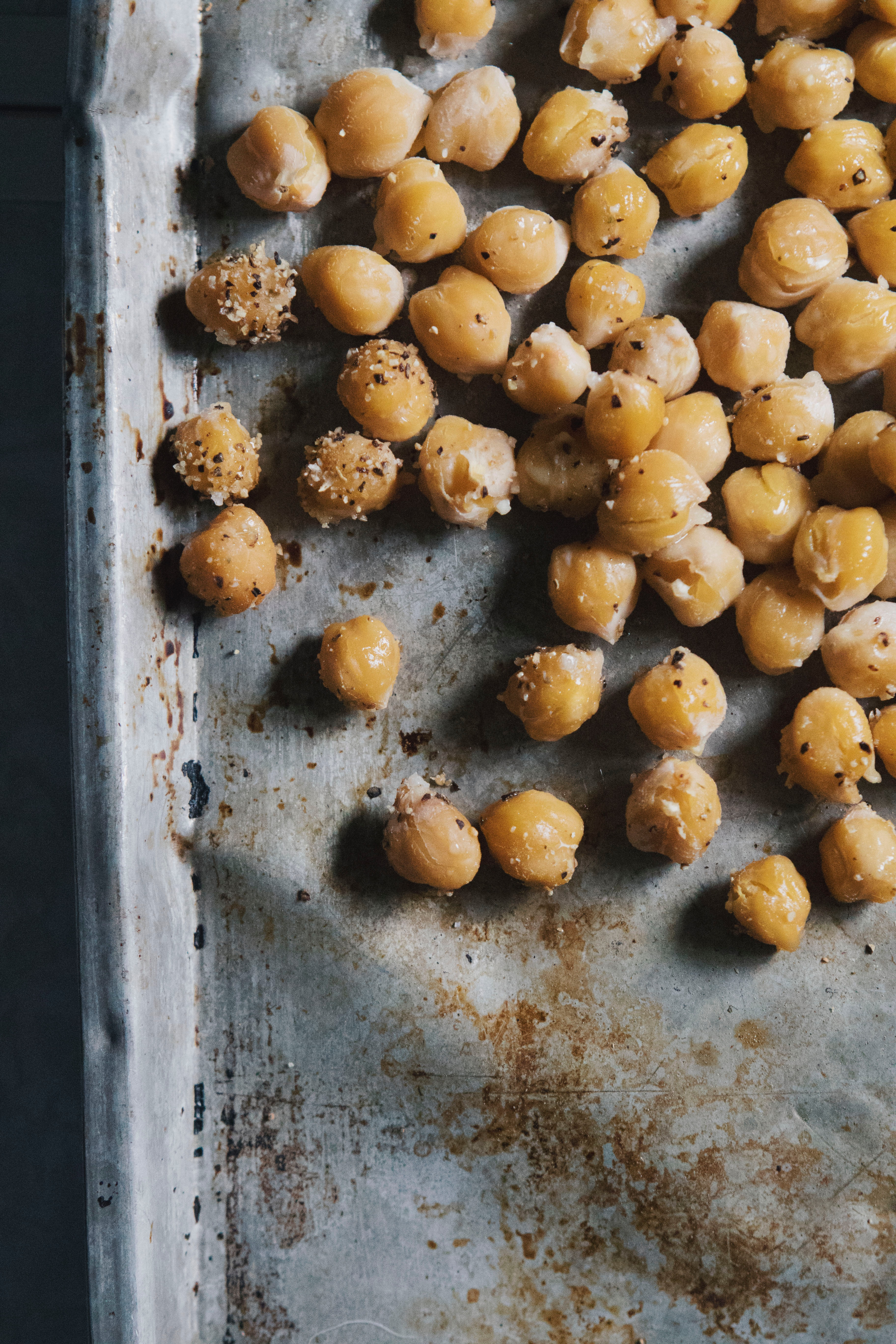 Roasted Chickpeas - Heart Healthy Snack
