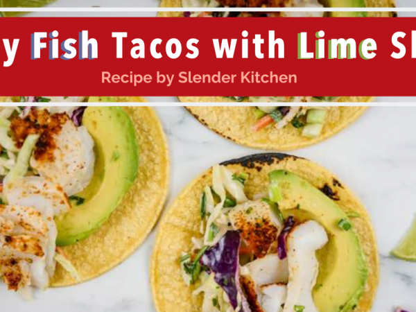 Heart Healthy Recipe Fish Tacos Image