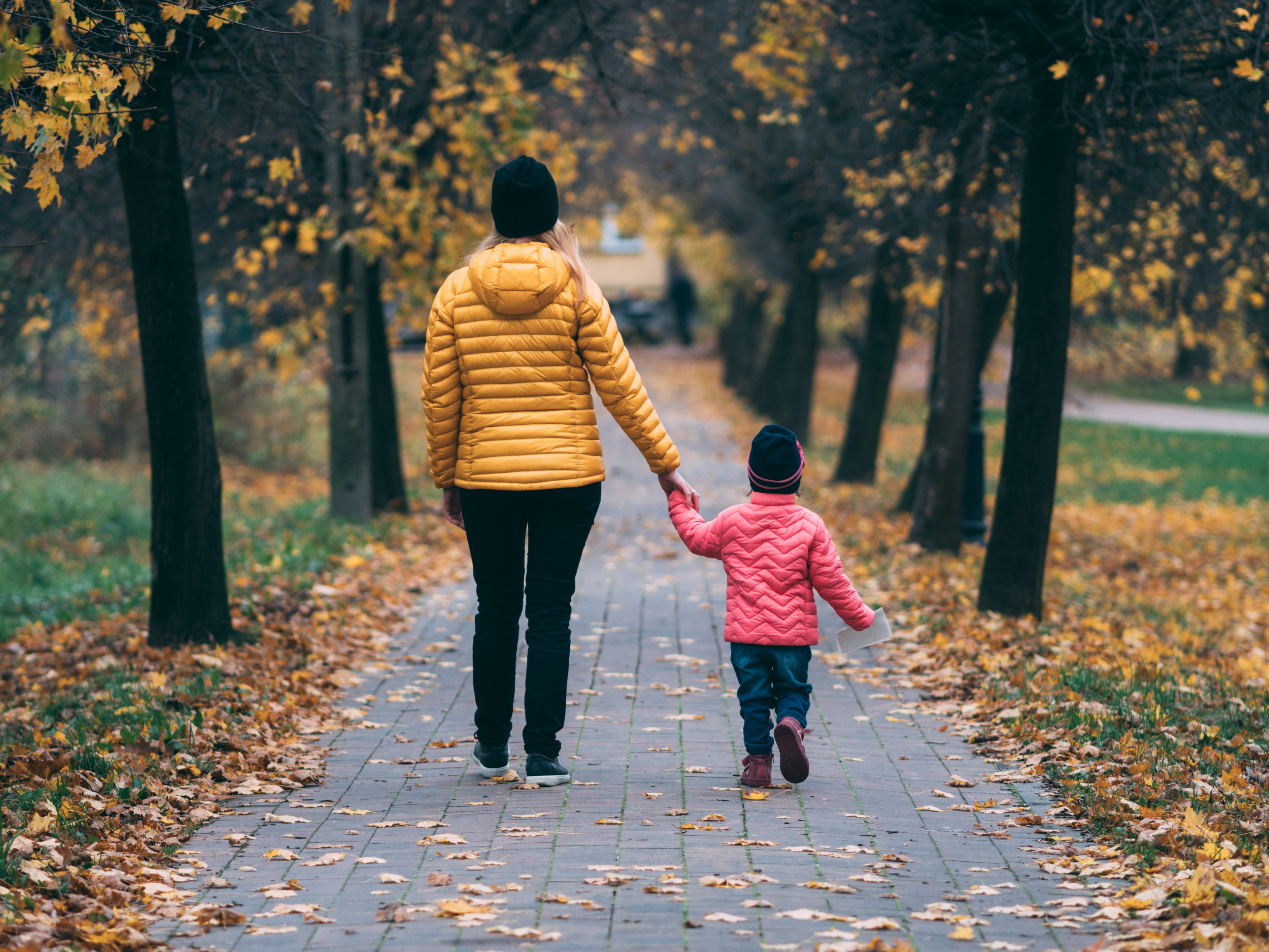 Walking - Heart Wellness