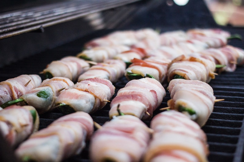 Bacon Wrapped Asparagus - Heart Healthy Recipes