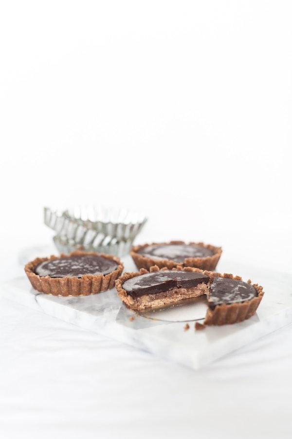 Vegan Chocolate Pie - Heart health Recipe