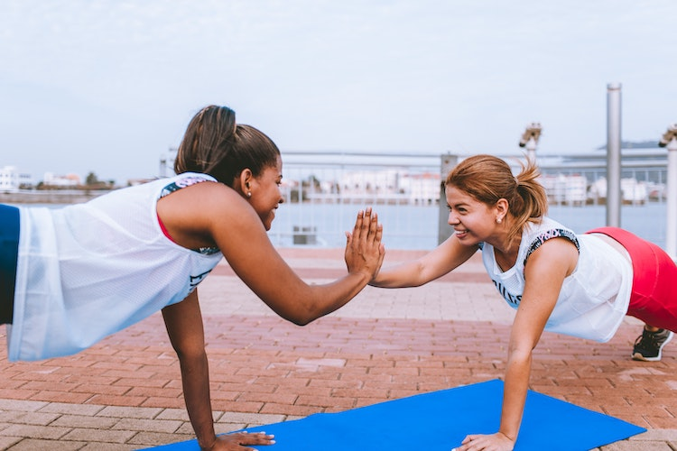 Boost Heart Health Exercise Buddy - Heart Disease