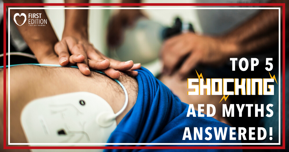 Top Shocking AED Myths Answered Image