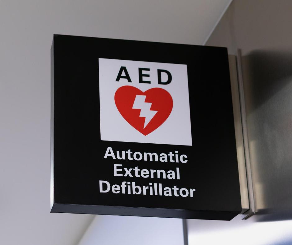 Dad Club - AED Fundraising
