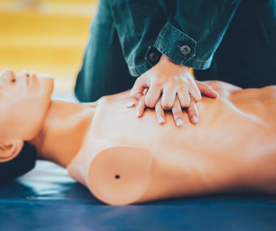 Laura Metro - CPR Training