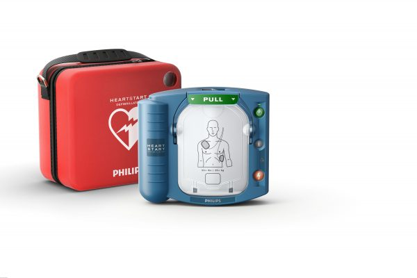 OnSite with Standard Case Image-Therapeutic Care AED