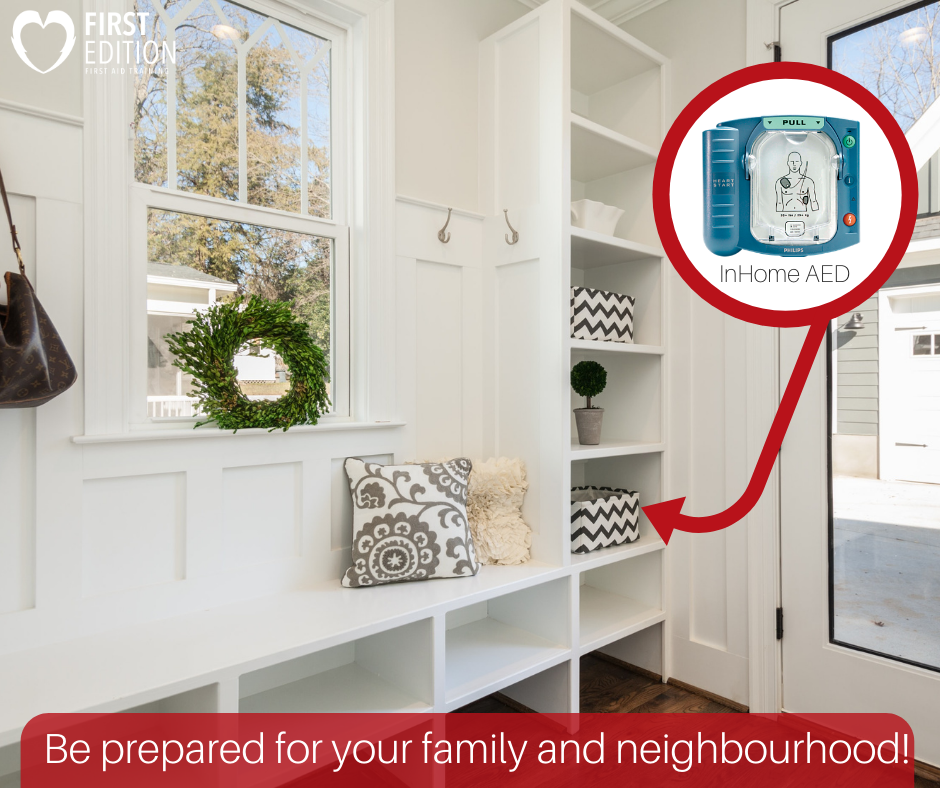 In Home AED - Buy an AED