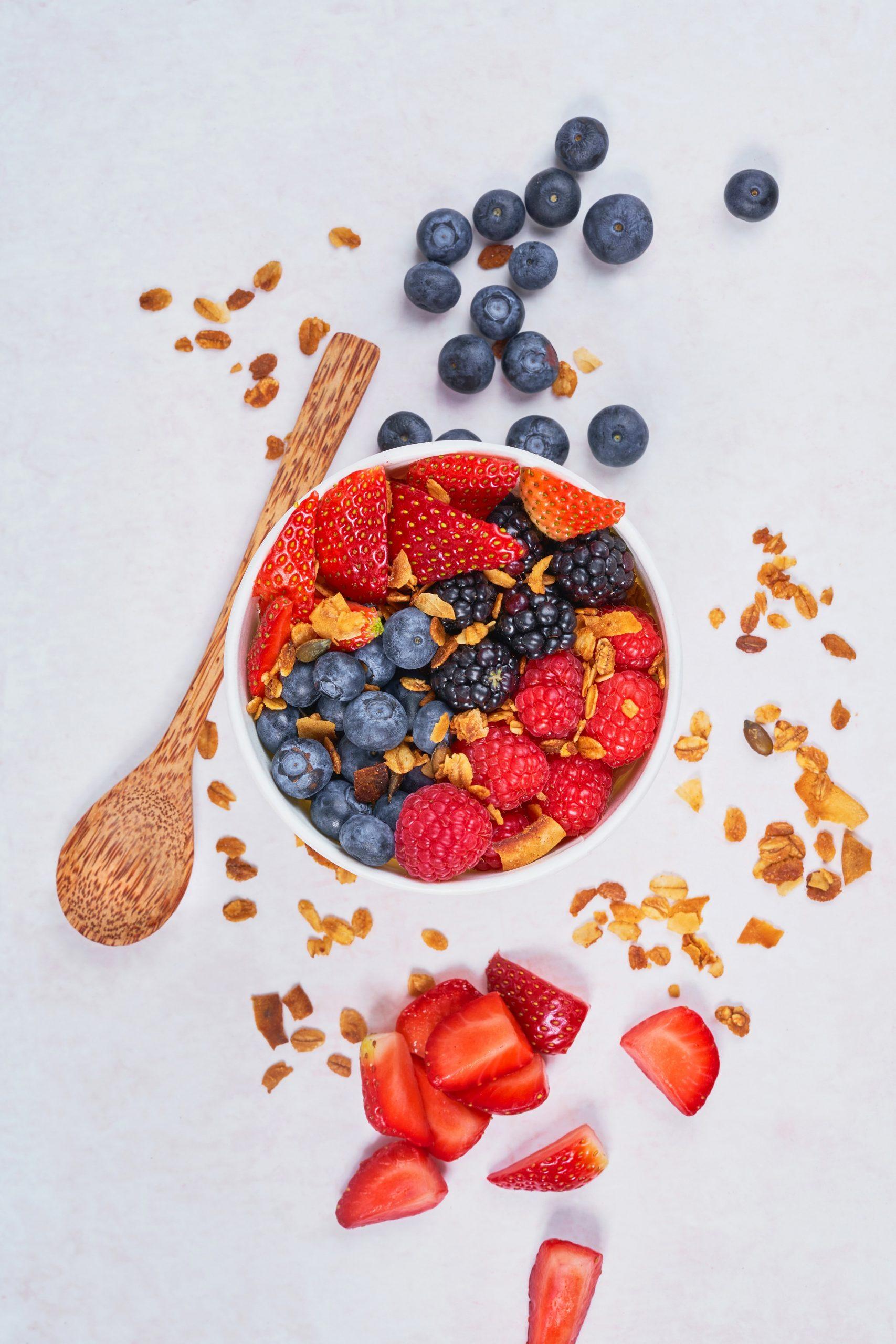 Berries - Heart Healthy Superfoods